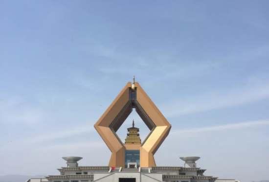 法门寺旅游
