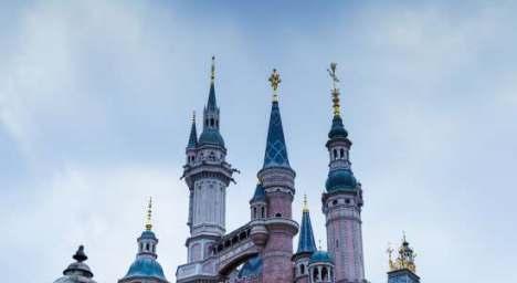 【西安到乌镇旅游团报价】米奇遇江南水乡乌镇+嗨玩迪士尼双飞五日游